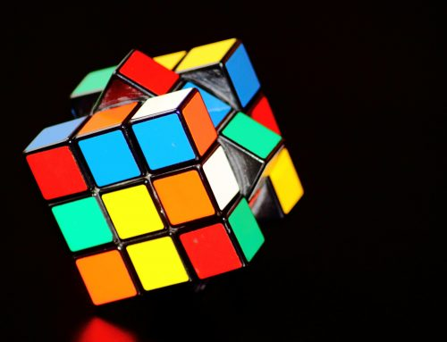 Lining up your Leadership Rubik's Cube