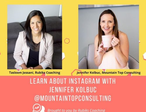 I'm Talking all about Instagram with Jennifer Kolbuc!
